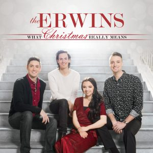 Grammy Nom Cover-Erwins (2019) - What Christmas Really Means