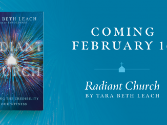 Radiant Church, coming soon twitter post